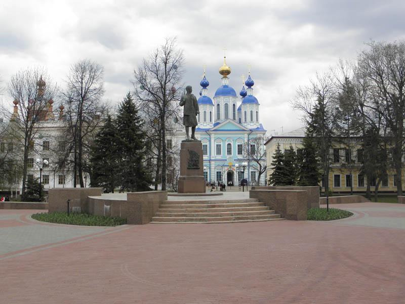 Сквер имени Зои Космодемьянской
