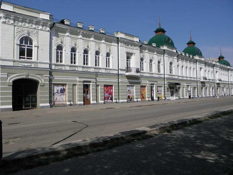 Дом Шоршорова