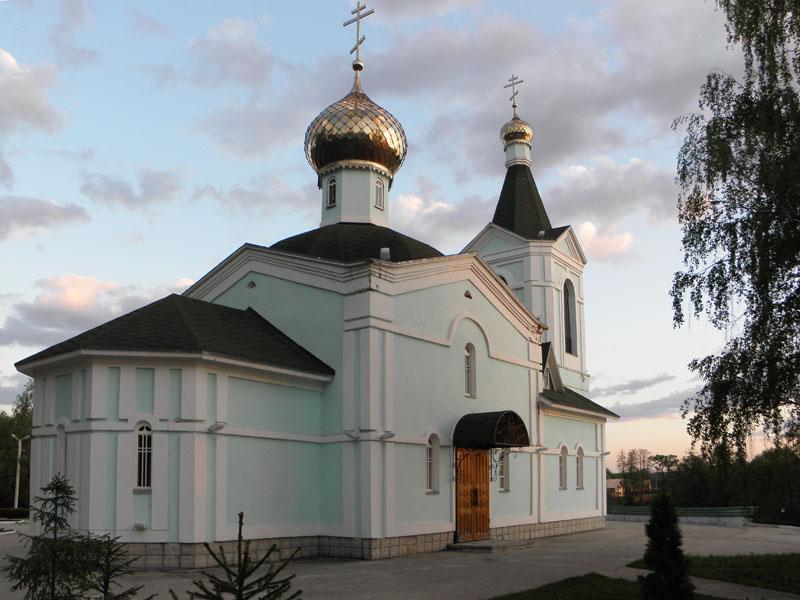 Храм св. Питирима село Трегуляй