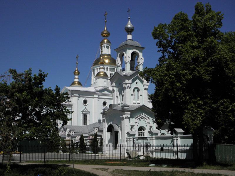 Соборная площадь (Октябрьская площадь)