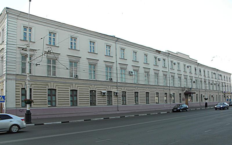 Административное здание на Советской