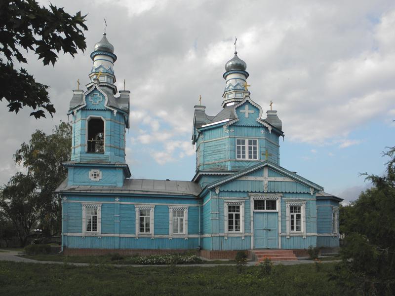 Церковь Михаила Архангела в Терновом