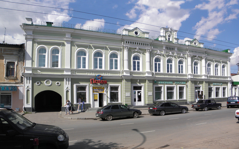 Дом Монякова