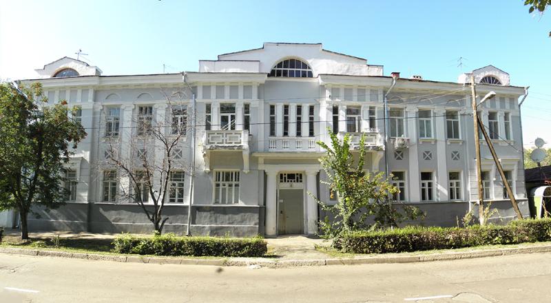 Дом А.Ф. Назарьева