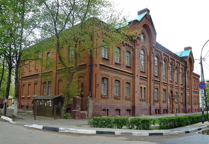 Первое тамбовское духовное училище