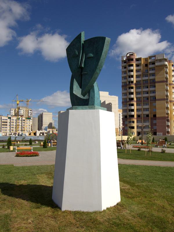Памятник фашистам