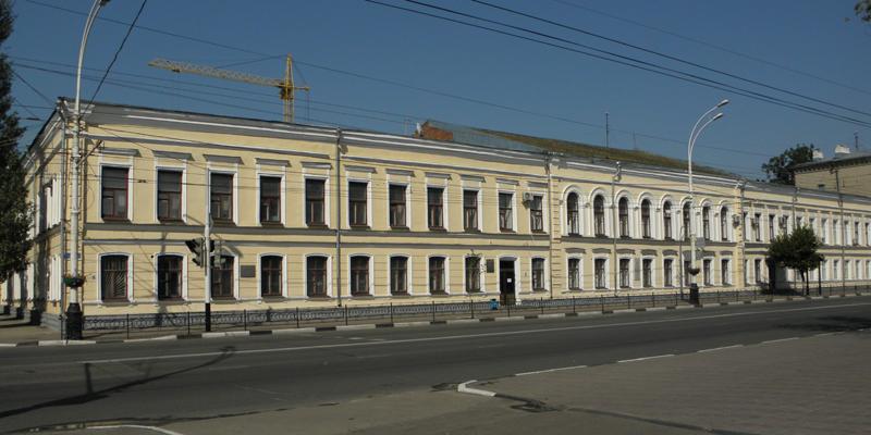 Тамбовская мужская гимназия