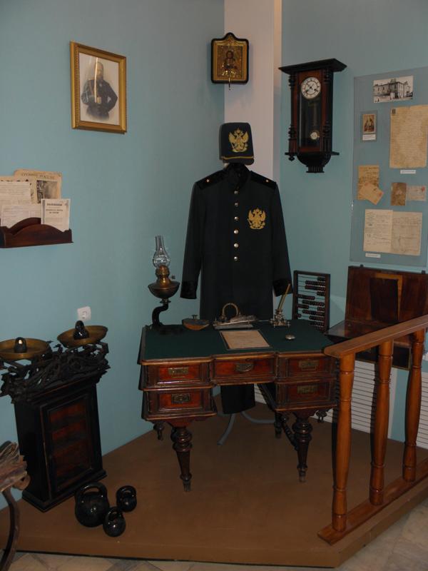 Музей истории Тамбовской почты