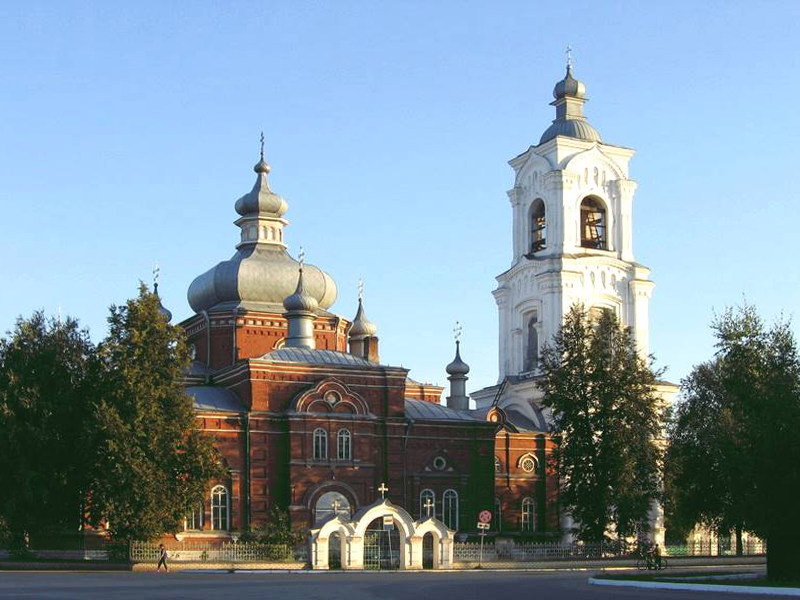 Кадомский монастырь