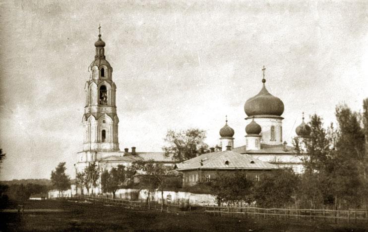 Александро-Невский монастырь в Кирсанове