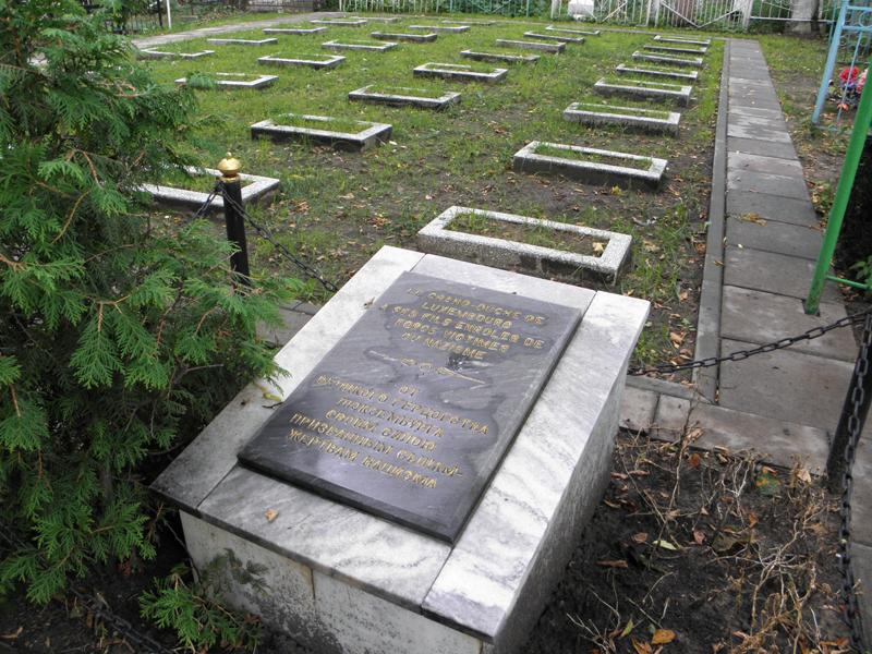 Кладбище военнопленных