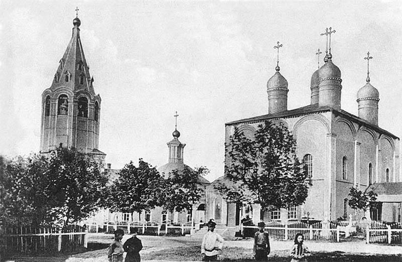 Лебедянский Троицкий монастырь