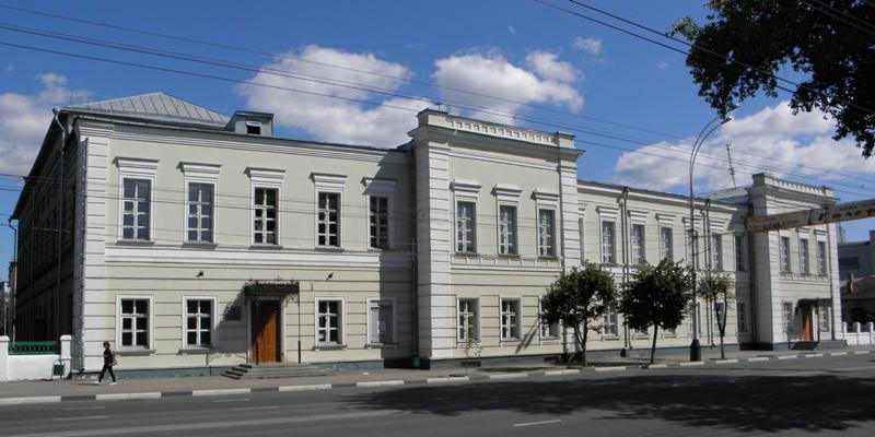 Тамбовская областная детская библиотека (ТОДБ)