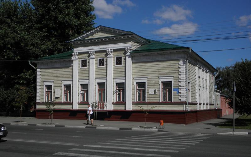 Дом музей г в чичерина