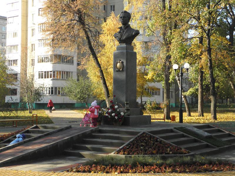 Памятник Е.А. Боратынскому