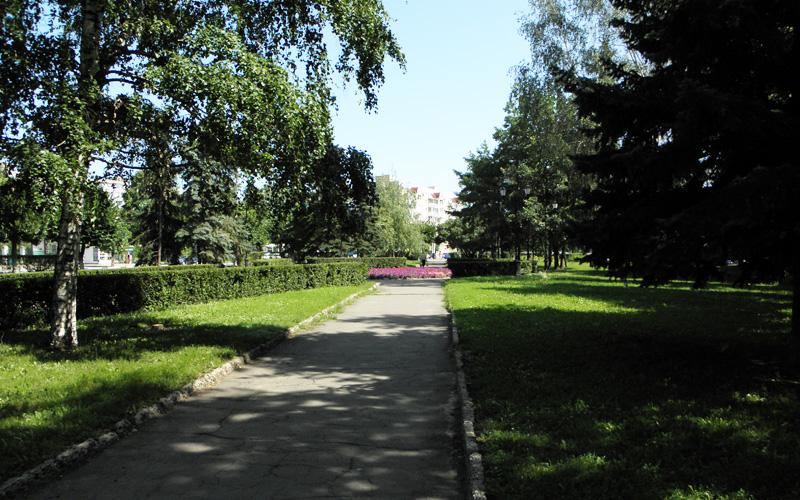 Первомайская площадь