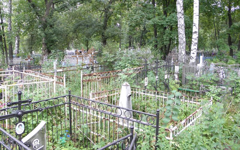 Петропавловское кладбище