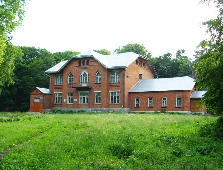 Усадьба Чичериных в с. Покровское