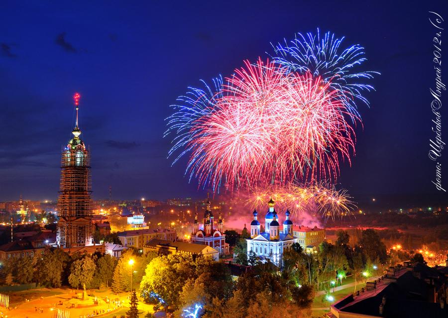Праздничные мероприятия на новый год тамбов