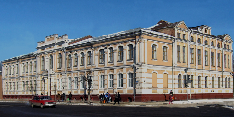 Серафимовское училище