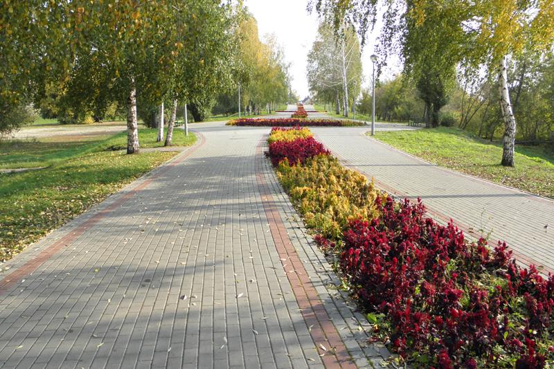 Сквер «Рассказовский»