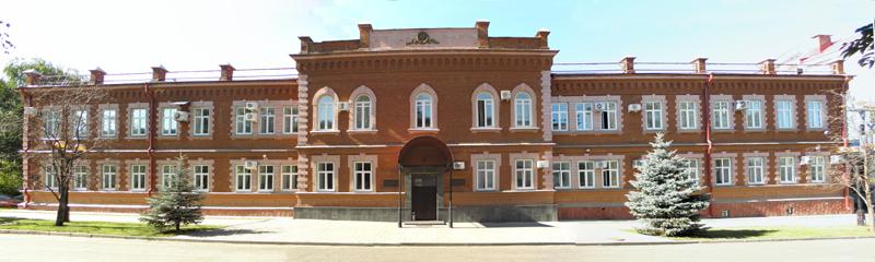 Толмачёвское училище. Тамбовская областная прокуратура