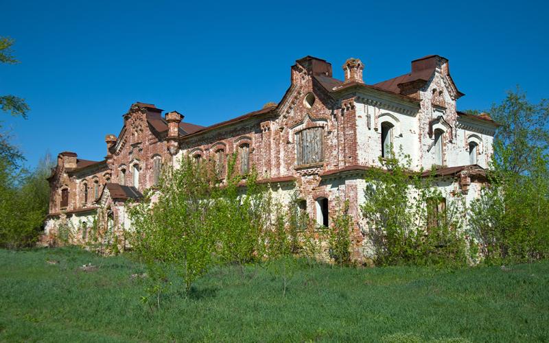 Усадьба Петрово-Соловово в Инжавинском районе