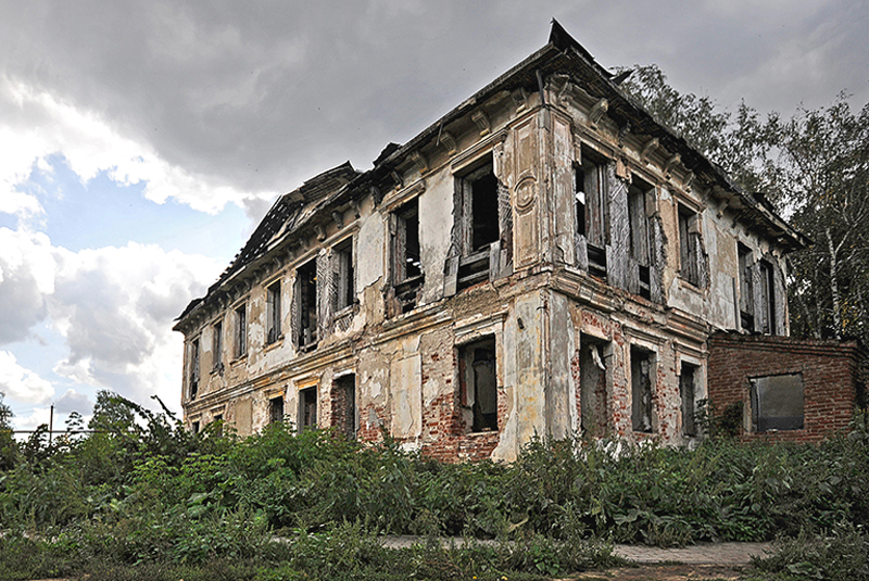 Музей-усадьба Ф.И. Плевако в с.Вишнёвое